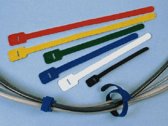 10 x klettbinder 13xd325mm extrem langlebig und uv best ndig kabel kabelmontage kabelbinder. Black Bedroom Furniture Sets. Home Design Ideas